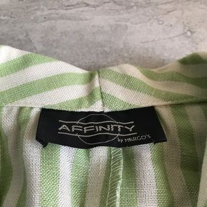 affinity by margos Skirts - Affinity by Margo's lime green Set
